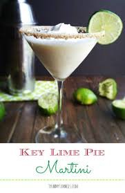 martinis martini key lime pie martini 3 yummy tummies