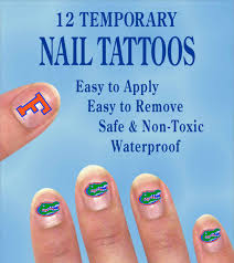 florida gators nail tattoos 72 nail tattoos