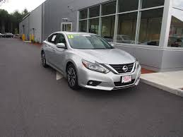 nissan altima 2016 technology package used 2016 nissan altima for sale salem nh