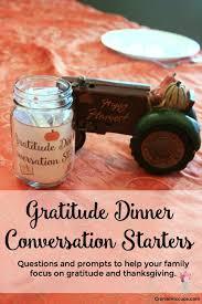 dinner conversation starters gratitude edition cranial hiccups