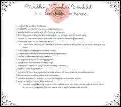 wedding checklist wedding checklist