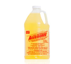 awesome all purpose cleaner awesome all purpose concentrated cleaner 64oz la s totally awesome