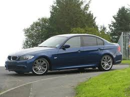 used bmw 3 series uk used bmw 3 series 2009 manual diesel 320d m sport blue for sale uk