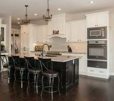 white kitchen with black island white kitchen cabinets with black island home
