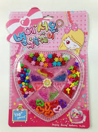 2017 1box boys girls children friendship beads jewelry making kit