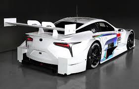 lexus f series cars dramatic lexus lc 500 race car revealed motory saudi arabia