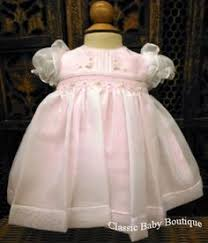 louise baby dresses newborn coming home smocking