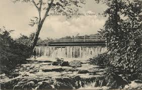 milltown bridge and falls chester library