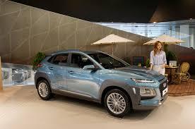 hyundai jeep 2015 2018 hyundai kona debuts fresh face new small suv platform
