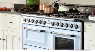 Smeg 110 Gloss Black Induction Review The Smeg Range Collection Home Your Range