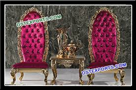 indian wedding chairs for and groom asian wedding groom chairs sets