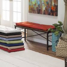 Making A Bench Cushion Bench Long Bench Cushions Indoor How To Make A Bench Cushion