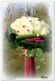 bouquet de fleurs roses blanches bouquets de mariée rond en images page 1 aloe fleurs