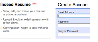 indeed search resumes resume exle indeed resume search sles free indeed resume