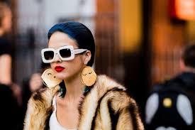 gaudy earrings now trending arty earrings