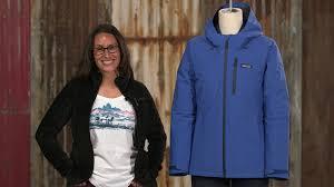 patagonia women u0027s windsweep 3 in 1 jacket youtube
