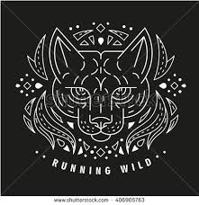 cat tattoo stock images royalty free images u0026 vectors shutterstock
