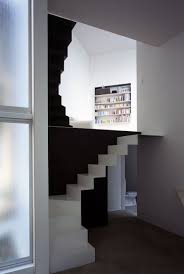 narrow modern house modern residence w window house designed by alphaville architects