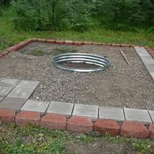 Backyard Pebble Gravel Exterior Design Beautiful Pea Gravel Patio For Landscaping Yard