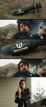 Iron Man Meme - iron man vs batman meme