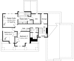 cathedral ceiling master suite 14326rk architectural designs