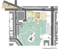 Public Library Floor Plan by Stockholm Public Library Khoury Levit Fong