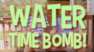 Water Bomb Challenge Water Time Bomb Challenge