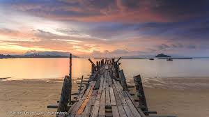 where is the black sand beach black sand beach langkawi langkawi attractions
