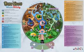 Runescape 2007 World Map by Runescape Theme Park U2013 Happy April Fools U0027 Runescape Wiki