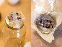 how to make fairy lights how to make a fairy light jar that is reusable and actually works
