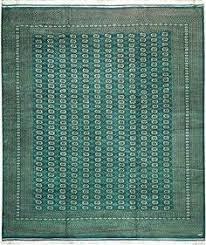Emerald Green Area Rug 5 U0027 X 7 U0027 Fine Chobi Peshawar Rugs Popular Vintage Look Rug Hand