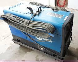 miller bobcat 250 welder generator item bf9091 sold mar
