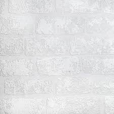 Textured Paintable Wallpaper by Shop Brewster Wallcovering Anaglypta X Paintable Vinyl Paintable