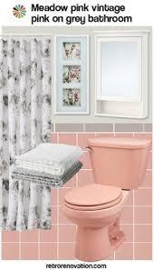 retro pink bathroom ideas 99 ideas to decorate a pink bathroom complete slide