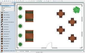 Small Restaurant Floor Plan Restaurant Floor Plans Software Design Your And Plan Template Arafen