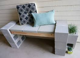 Garden Bench With Planters 9 Diy Planter Benches For Your Outdoor Spaces Shelterness