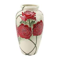 Design For Vase Painting Hand Painted Vase Ebay