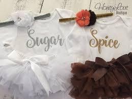 newborn halloween onesies sugar u0026 spice halloween costumes twin girls halloween glitter