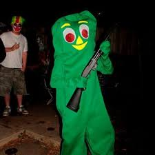 Gumby Halloween Costume Gumby Videos Articles Pictures Funny Die