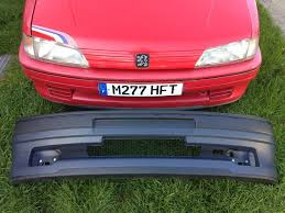 brand new peugeot brand new genuine peugeot 106 rallye xsi front bumper in louth