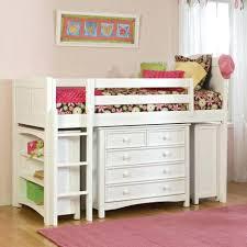 loft beds loft bed with crib underneath bunk hack beds target