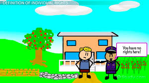 what are individual rights definition u0026 examples video