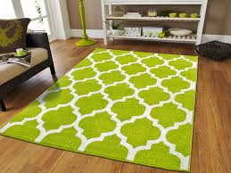 Green Modern Rug New Fashion Luxury Morrocan Trellis Rugs Green And