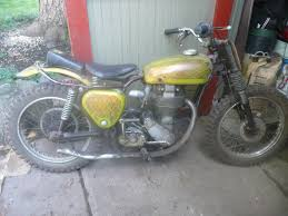 find used bsa motorcycles for sale