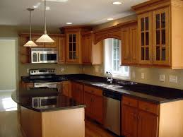 Modern Wooden Kitchen Designs Dark by Modern Wooden Kitchen Designs Dark Wood Features Exposed Beam