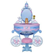 frozen vanity table toys r us amazon com disney princess cinderella vanity toys games