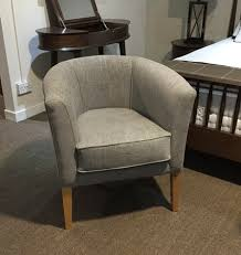 chair bedroom bespoke tub chair bedroom chair choose your fabric robinsons beds