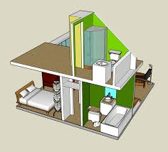 home design using google sketchup sketchup 3d tiny house designs