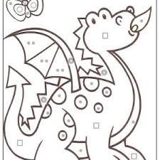 coloriages magiques coloriage magique gratuit à imprimer