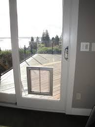 Storm Door For Sliding Glass Door by Glass Door Protector From Dogs